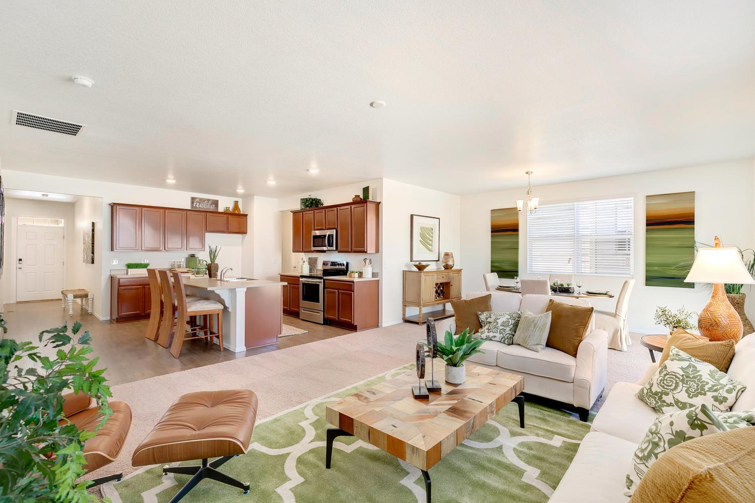 Living Area featured in the ORCHARD By D.R. Horton in Boulder-Longmont, CO