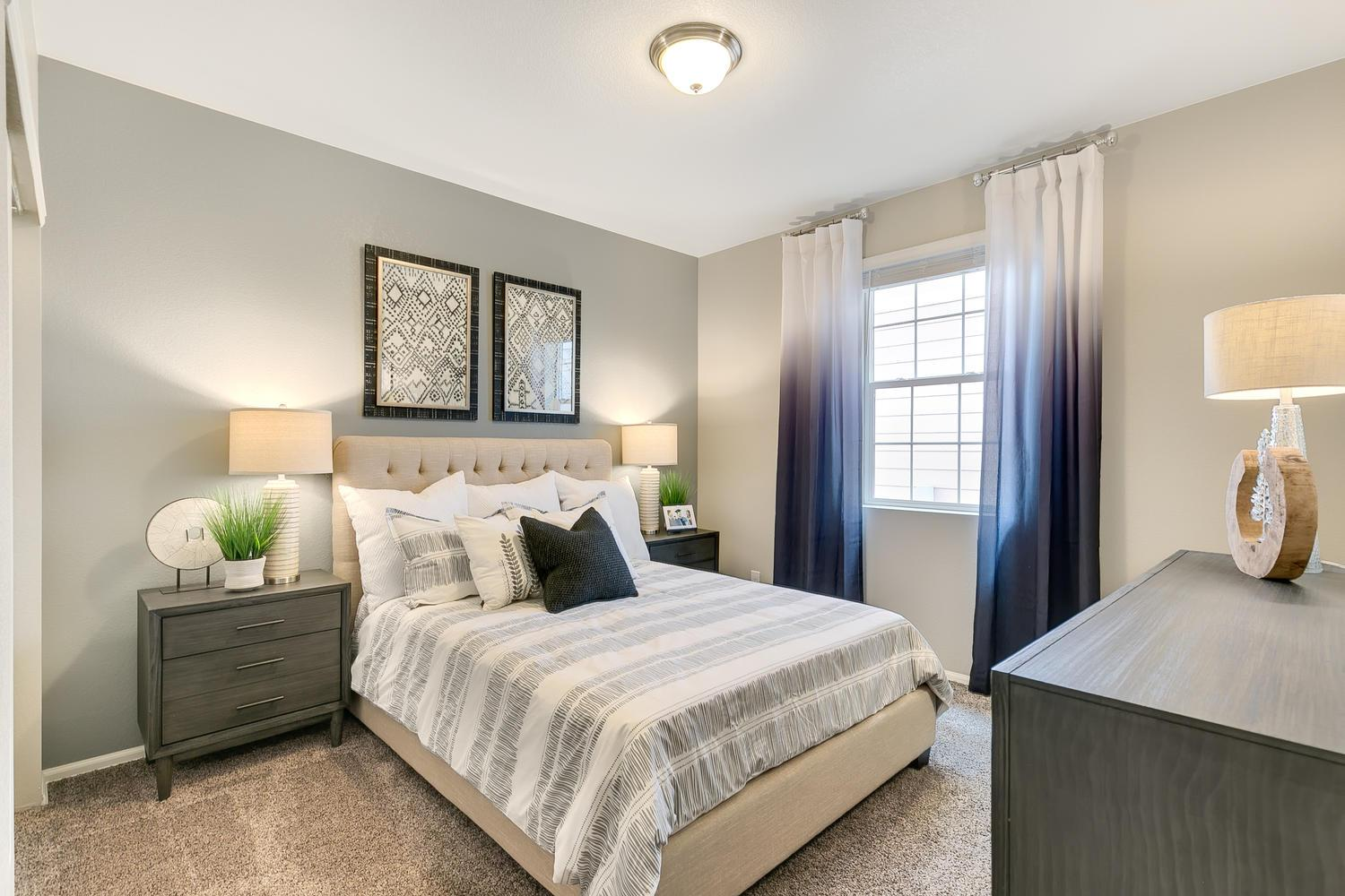 Bedroom featured in the OSAGE By D.R. Horton in Greeley, CO