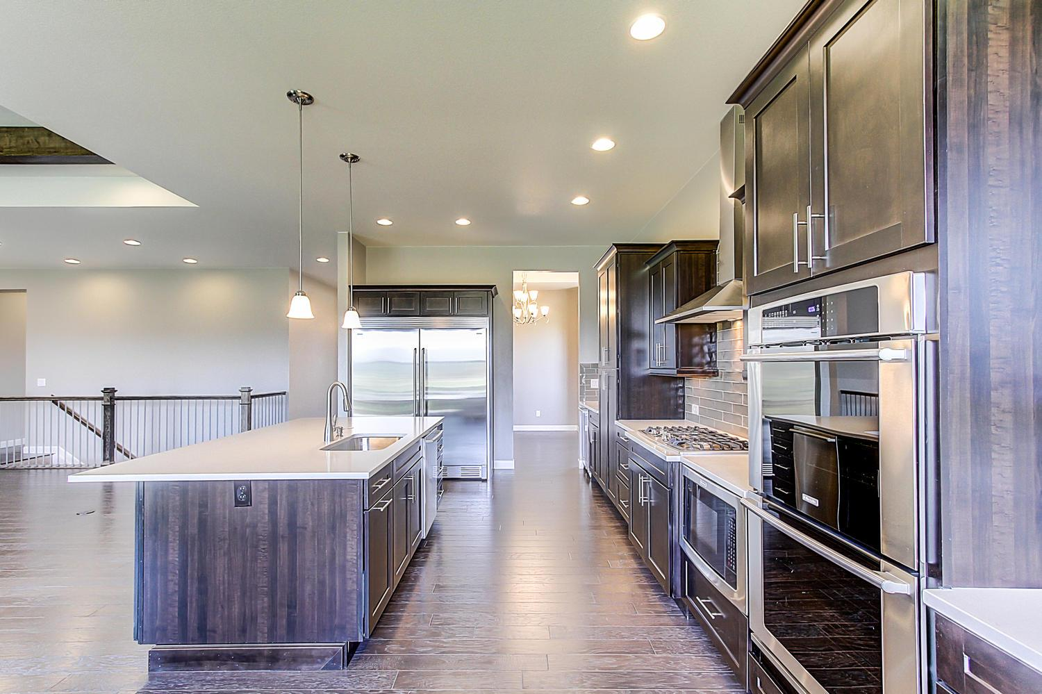 Kitchen featured in the GRAYS PEAK By D.R. Horton in Fort Collins-Loveland, CO