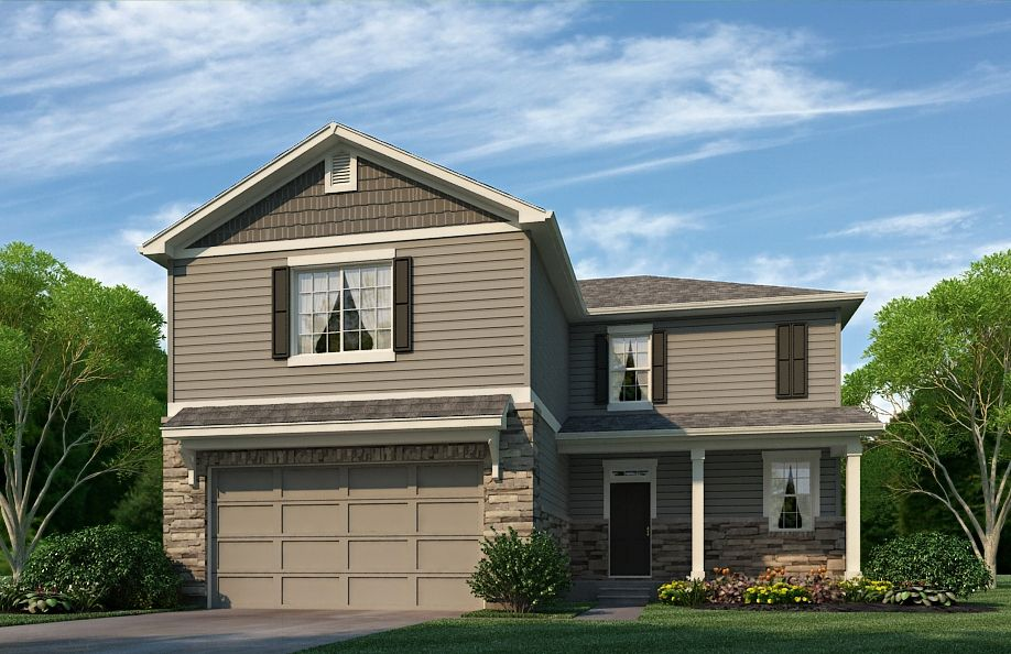 Exterior featured in the FLORA By D.R. Horton in Fort Collins-Loveland, CO