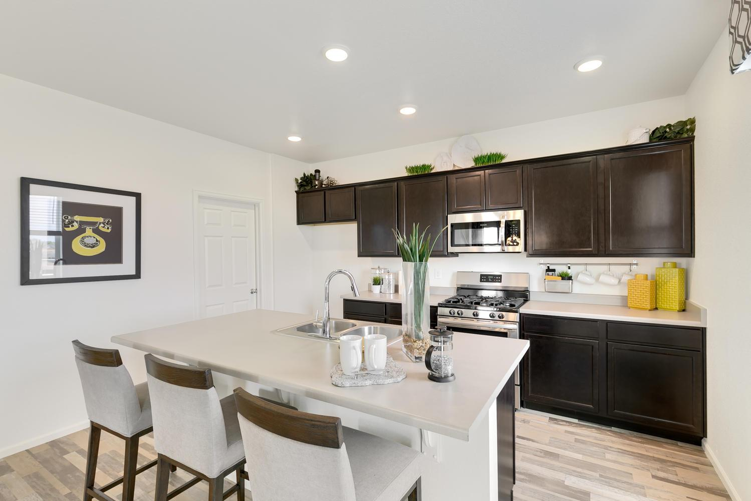 Kitchen featured in the GALEN By D.R. Horton in Fort Collins-Loveland, CO