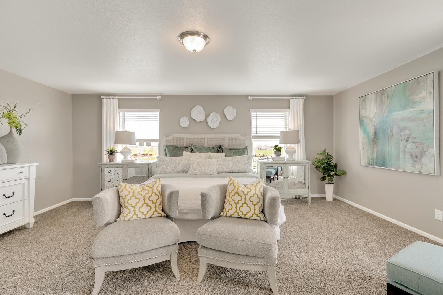 Bedroom featured in the HERRING By D.R. Horton in Fort Collins-Loveland, CO
