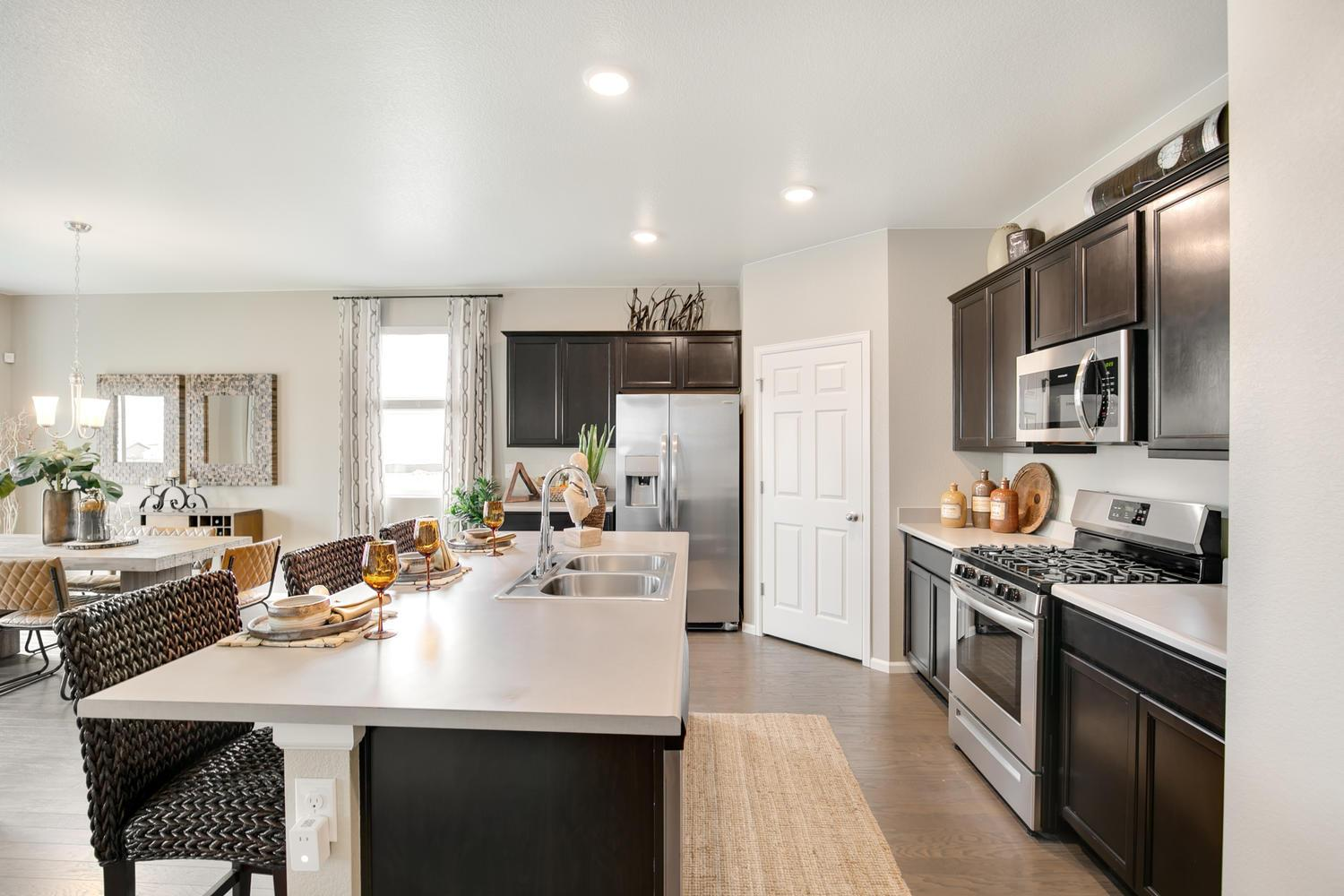 Kitchen featured in the NEUVILLE By D.R. Horton in Fort Collins-Loveland, CO