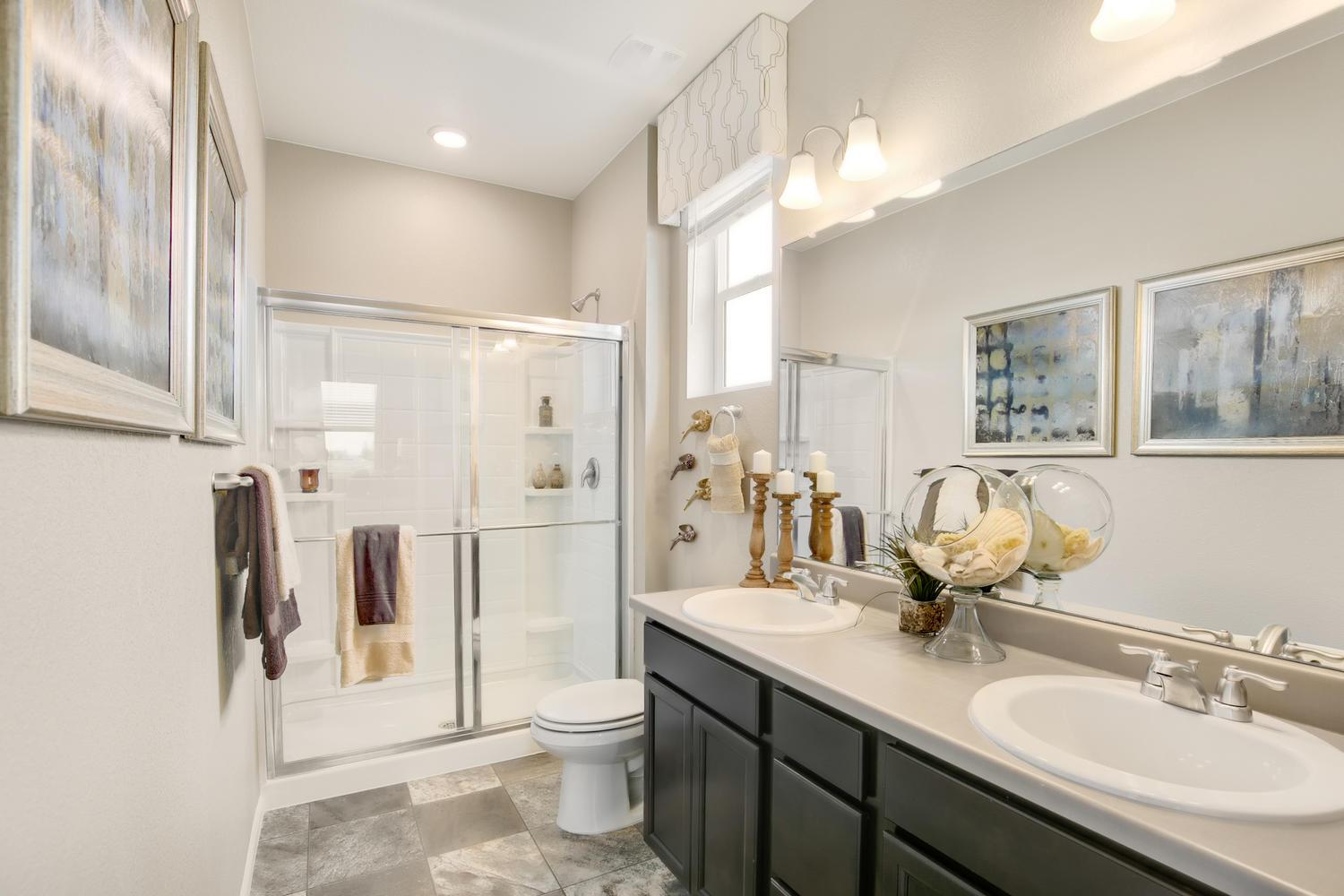 Bathroom featured in the NEUVILLE By D.R. Horton in Fort Collins-Loveland, CO