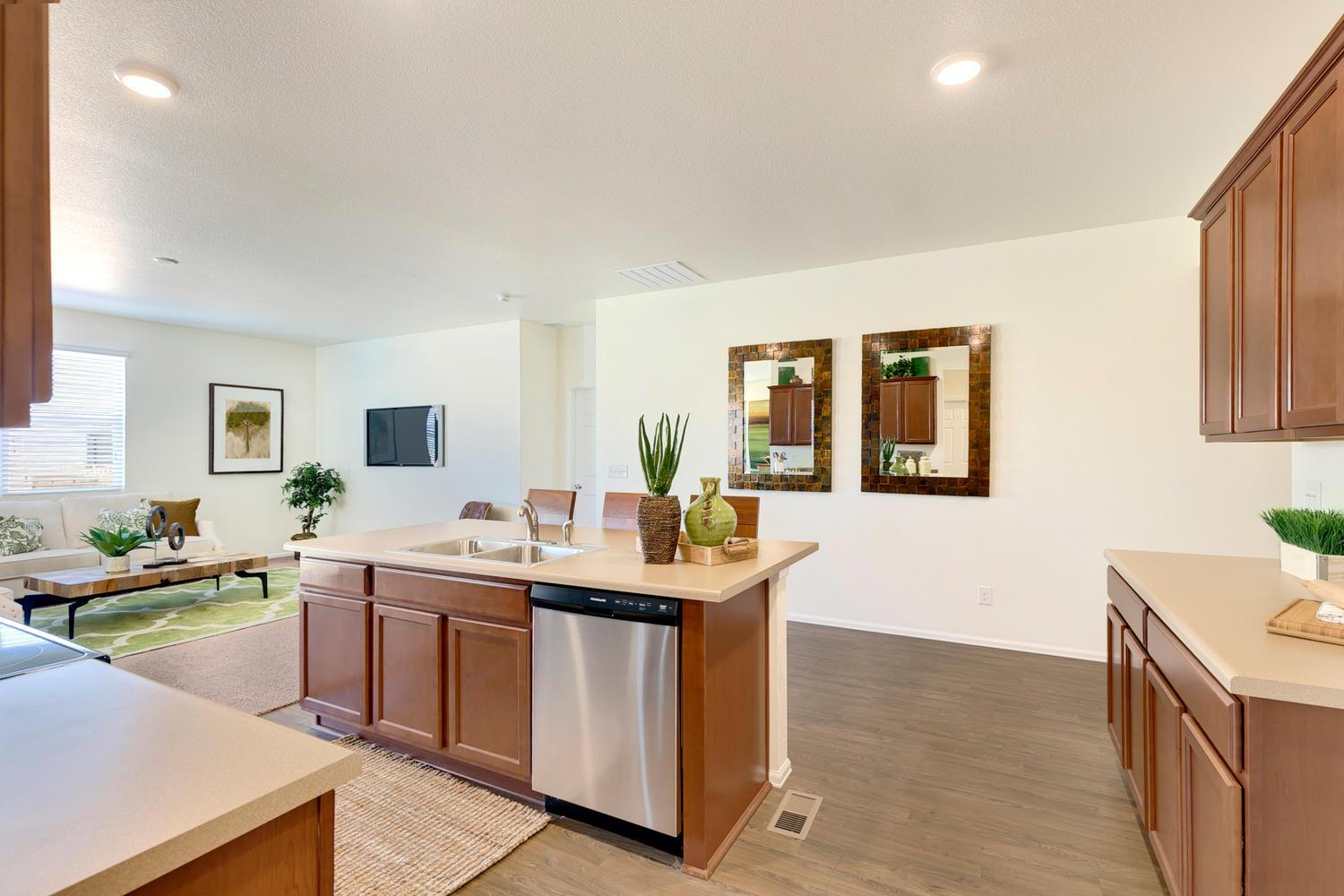 Kitchen featured in the ORCHARD By D.R. Horton in Fort Collins-Loveland, CO