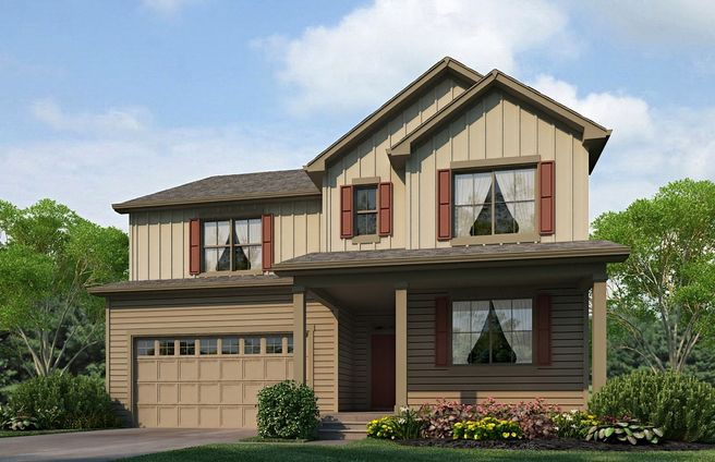 Vantage Berthoud New Homes Horton
