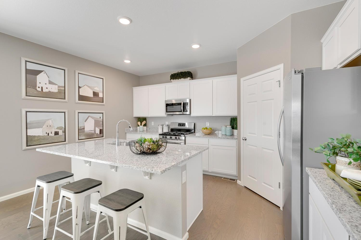 Kitchen featured in the HERRING By D.R. Horton in Fort Collins-Loveland, CO