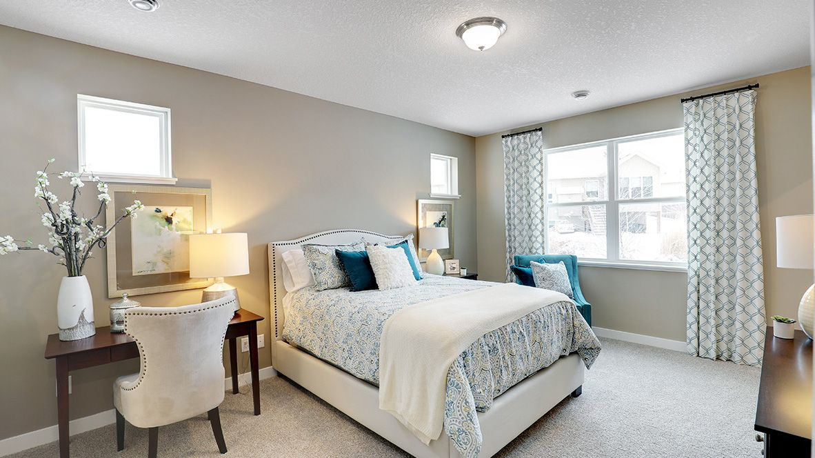 Bedroom featured in The Clifton By D.R. Horton in Minneapolis-St. Paul, MN