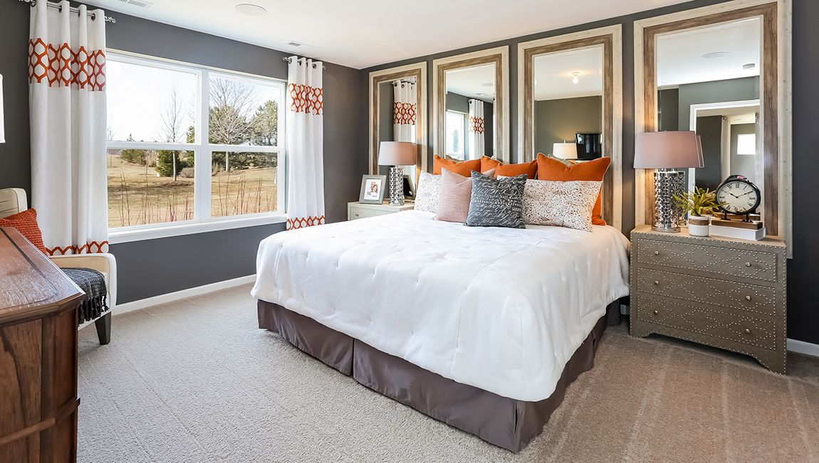 Bedroom featured in the Arlington By D.R. Horton in Philadelphia, NJ