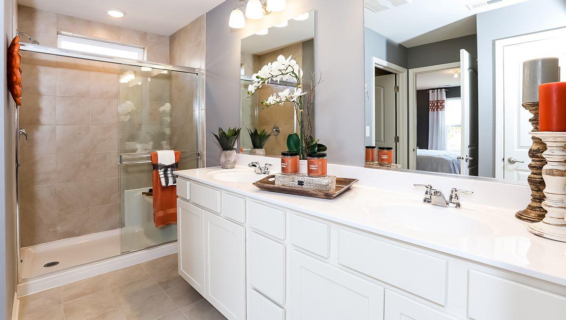 Bathroom featured in the Arlington By D.R. Horton in Philadelphia, NJ