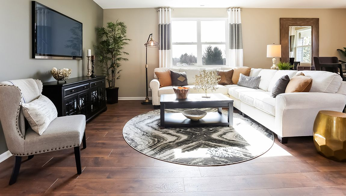 Living Area featured in the Clifton By D.R. Horton in Philadelphia, NJ