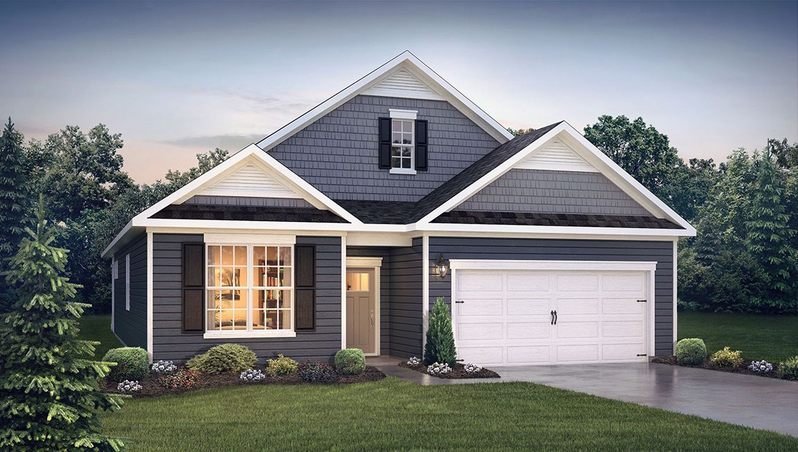 Exterior featured in the Dover By D.R. Horton in Philadelphia, NJ