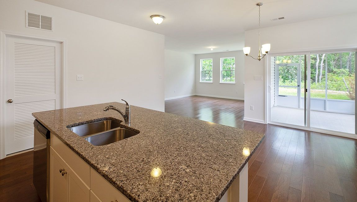 Kitchen featured in the Dover By D.R. Horton in Philadelphia, NJ