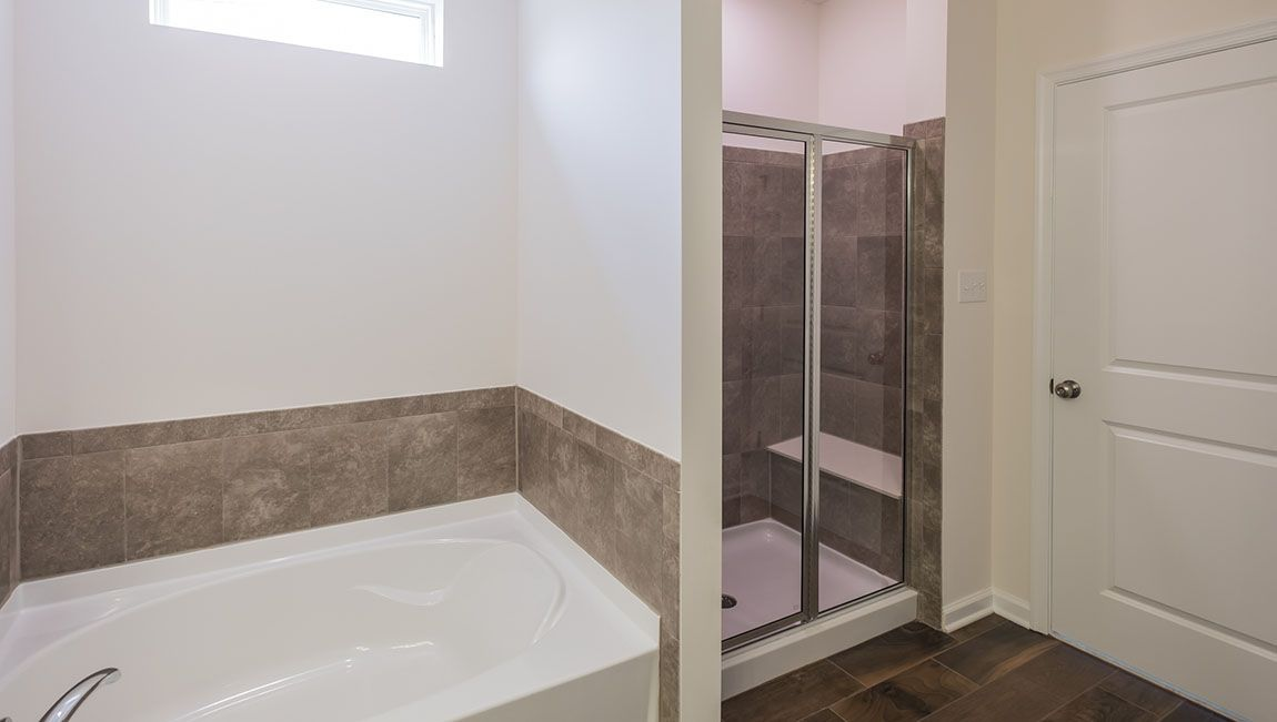 Bathroom featured in the Dover By D.R. Horton in Philadelphia, NJ