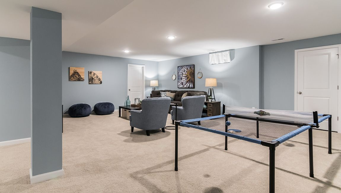 Living Area featured in the Faringdon By D.R. Horton in Philadelphia, PA