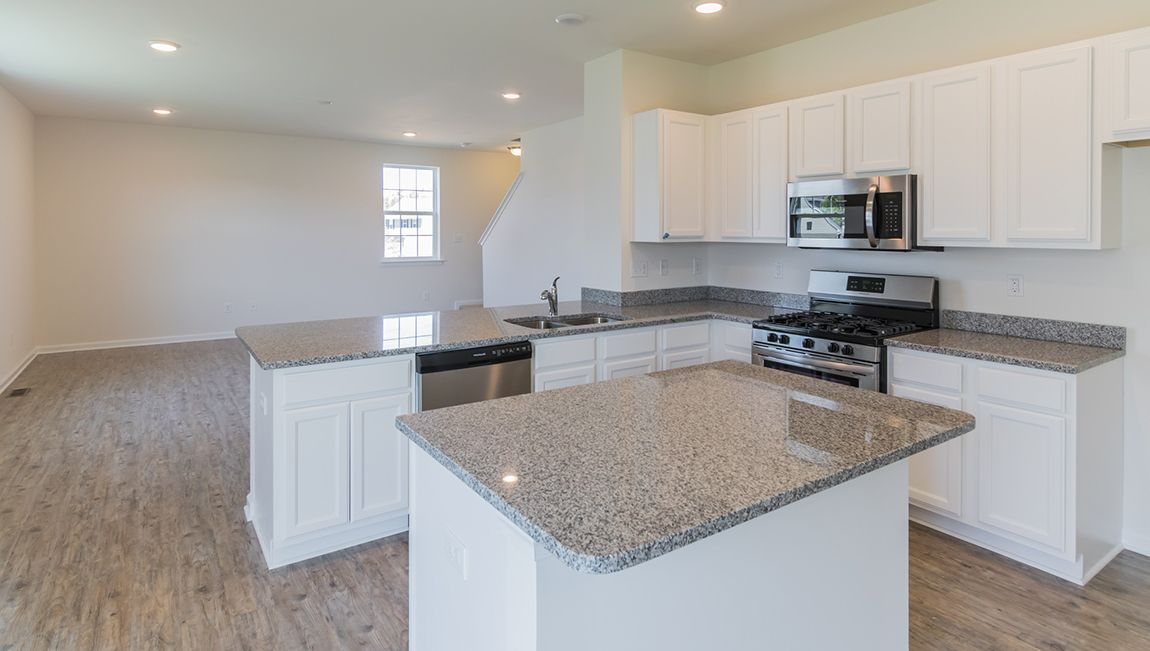 Kitchen featured in the Northwest By D.R. Horton in Ocean County, NJ