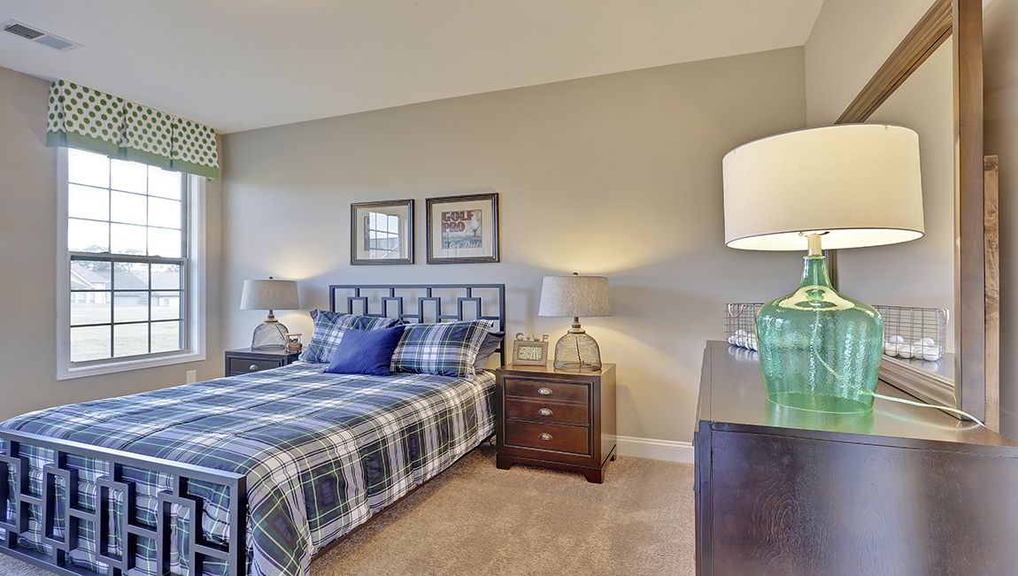 Bedroom featured in the Coastal By D.R. Horton in Ocean County, NJ