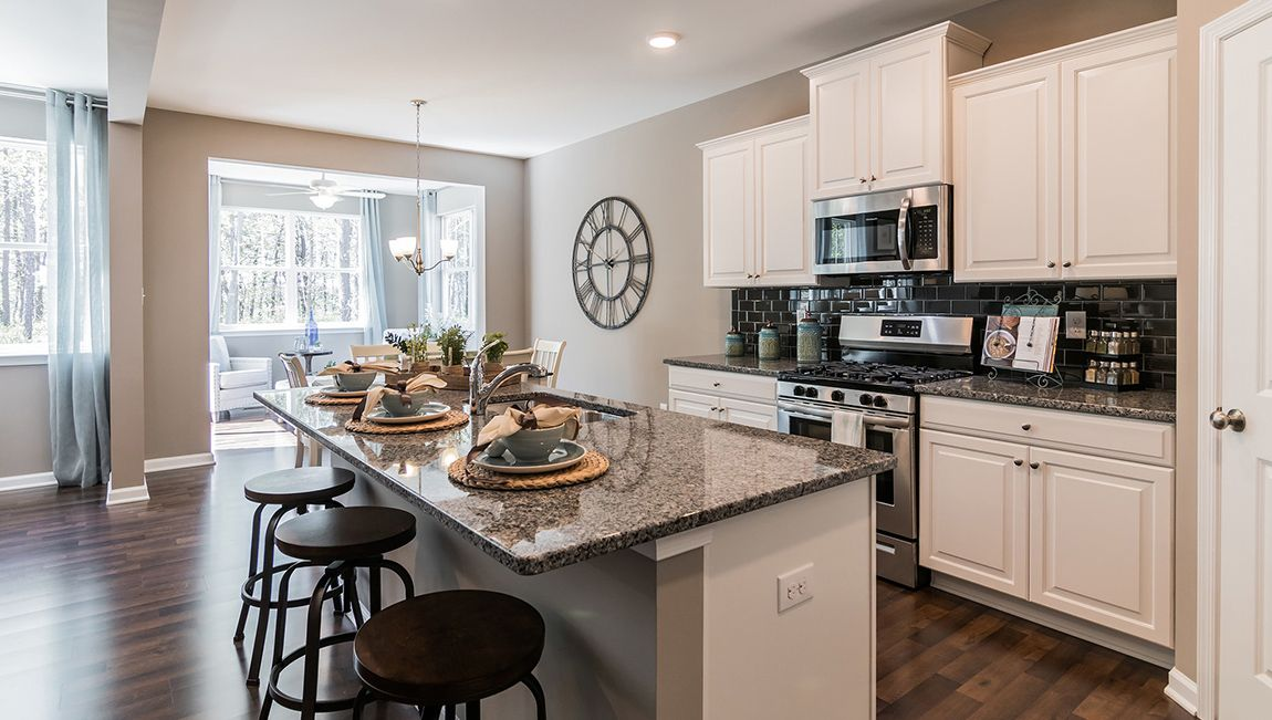 Kitchen featured in the Faringdon By D.R. Horton in Ocean County, NJ