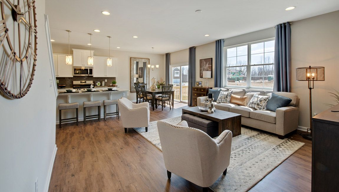 Living Area featured in the Hadley By D.R. Horton in Ocean County, NJ