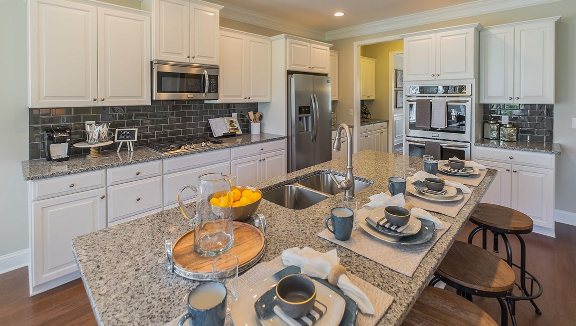 Kitchen featured in the Summit By D.R. Horton in Ocean County, NJ