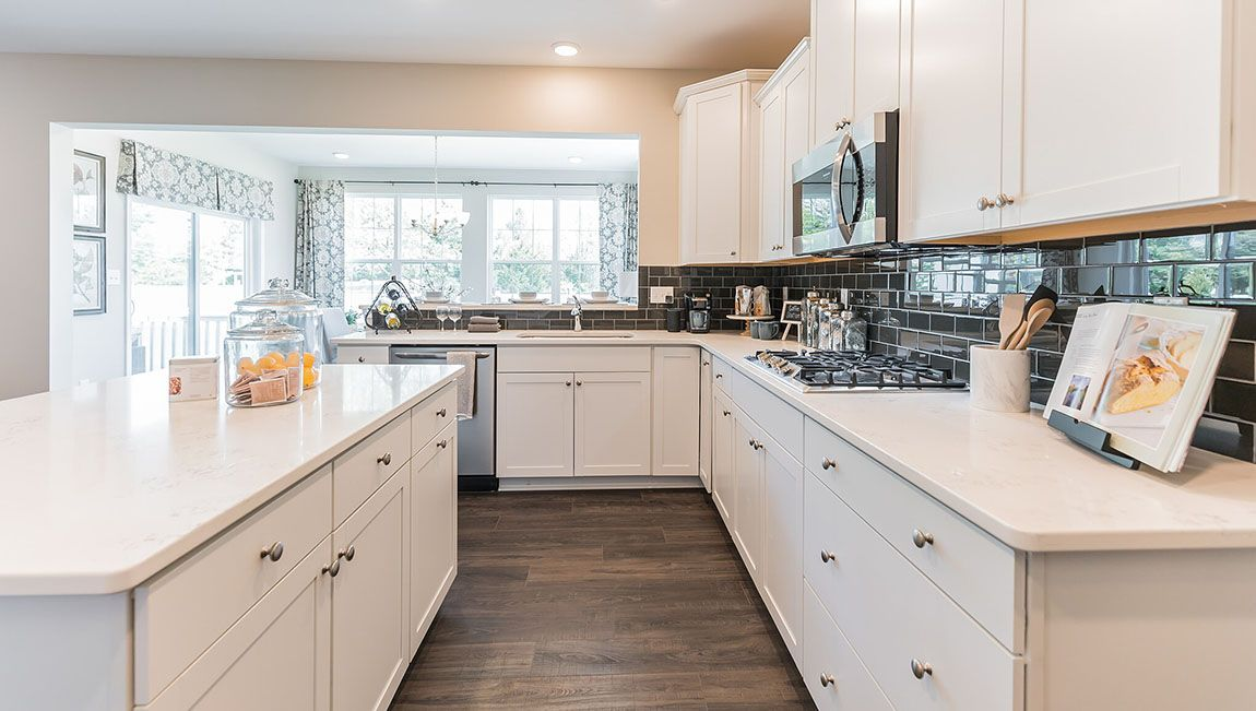 Kitchen featured in the Winston By D.R. Horton in Ocean County, NJ