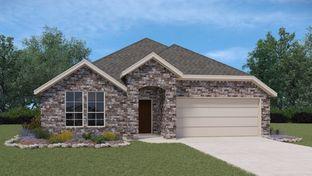 H106 Bentworth - Bluewood: Celina, Texas - D.R. Horton