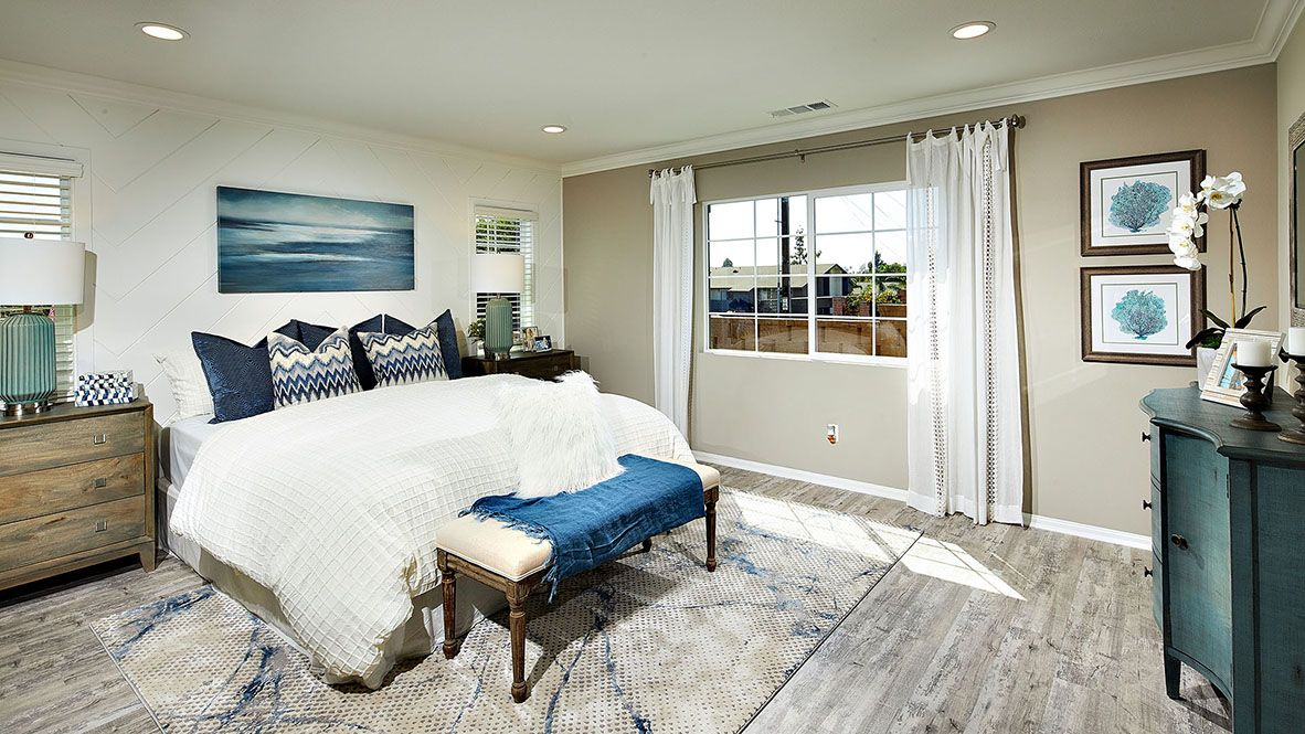 Bedroom featured in the Residence 2139 By D.R. Horton in San Diego, CA