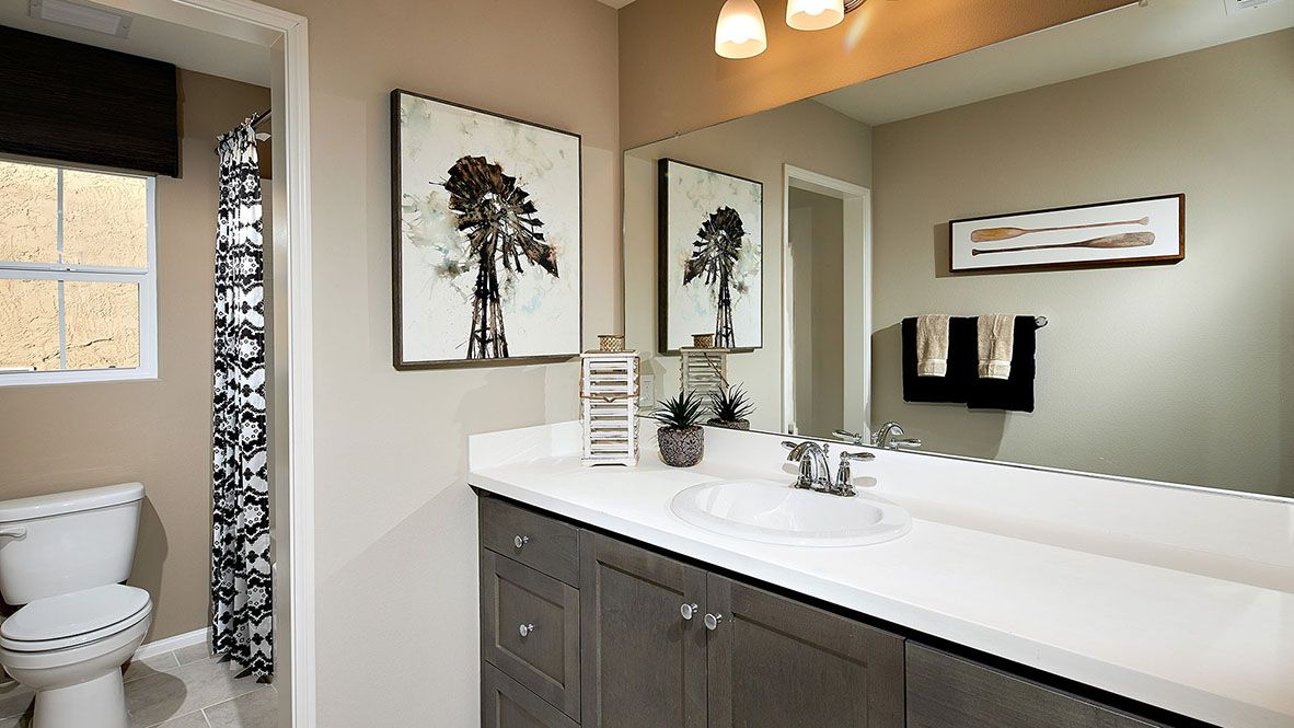 Bathroom featured in the Residence 2314 By D.R. Horton in San Diego, CA