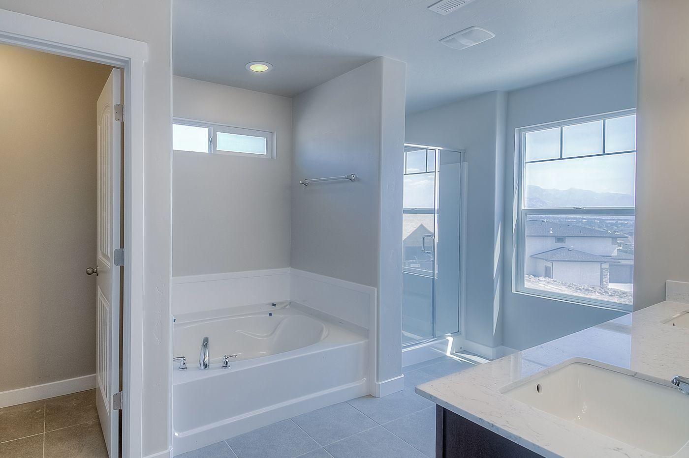 Bathroom featured in the Teton By D.R. Horton in Salt Lake City-Ogden, UT