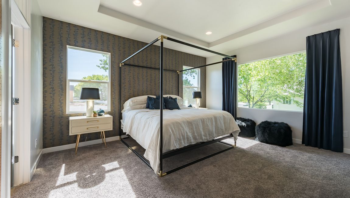 Bedroom featured in the Oakley By D.R. Horton in Provo-Orem, UT