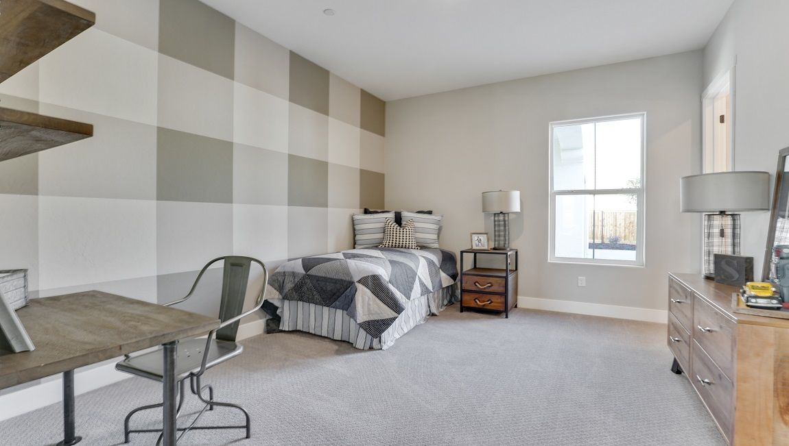 Bedroom featured in the Carson By D.R. Horton in Visalia, CA