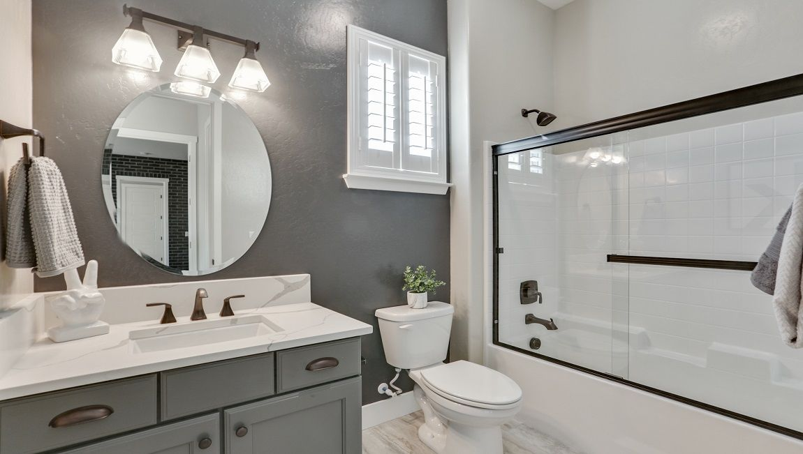 Bathroom featured in the Carson By D.R. Horton in Visalia, CA