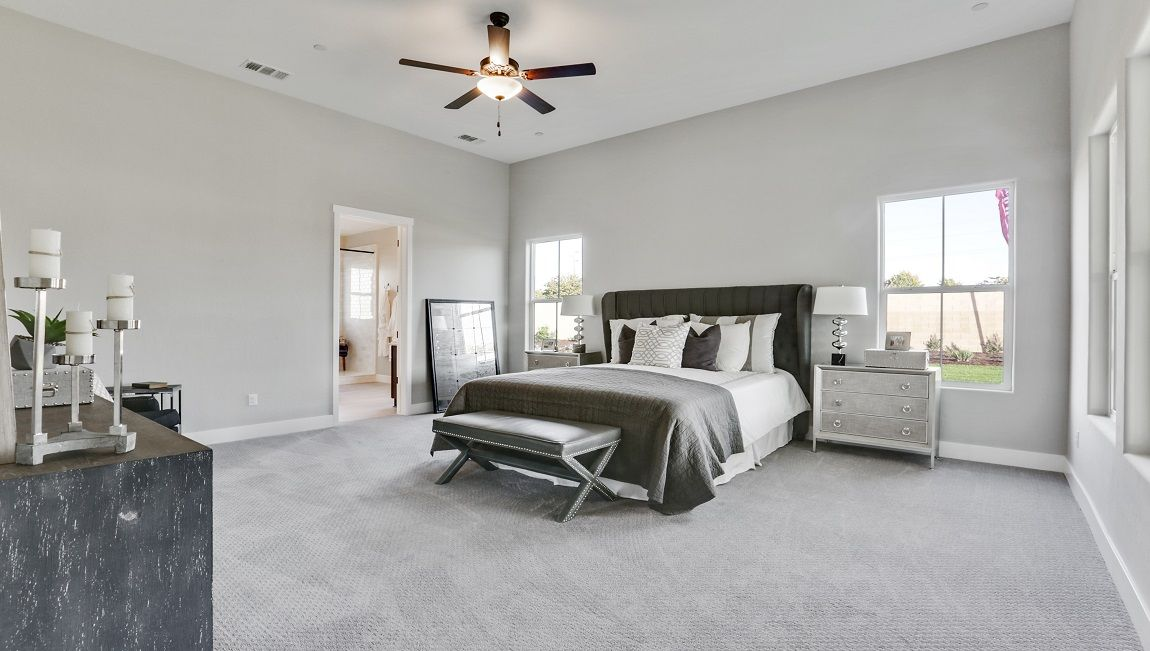 Bedroom featured in the Fairfield By D.R. Horton in Visalia, CA