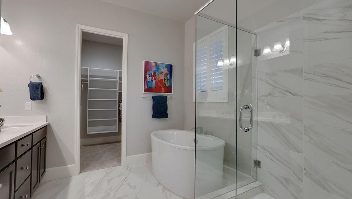 Bathroom featured in the Hayden By D.R. Horton in Fresno, CA