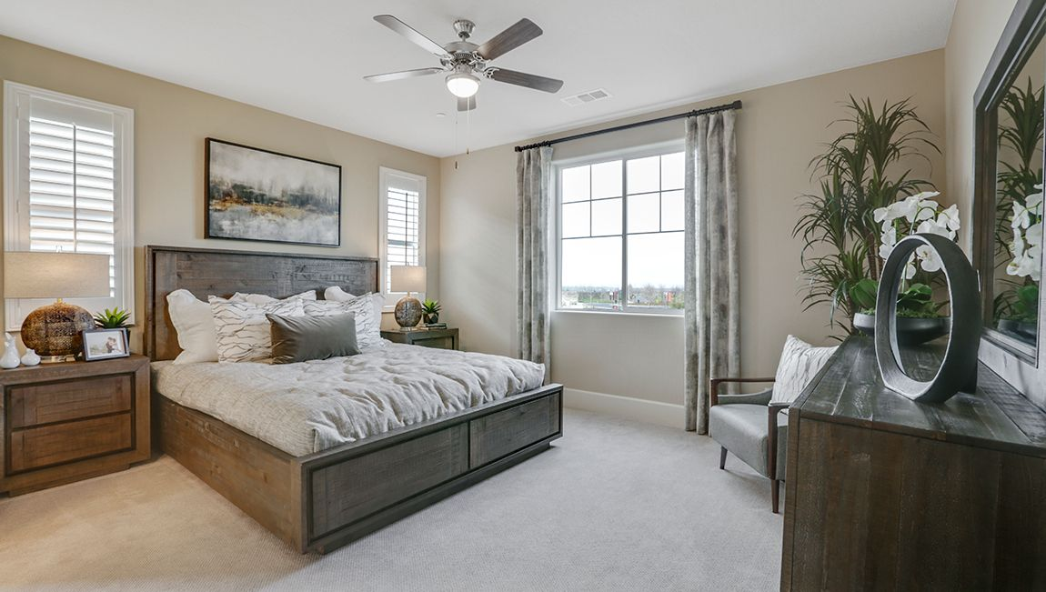 Bedroom featured in the Reese By D.R. Horton in Fresno, CA