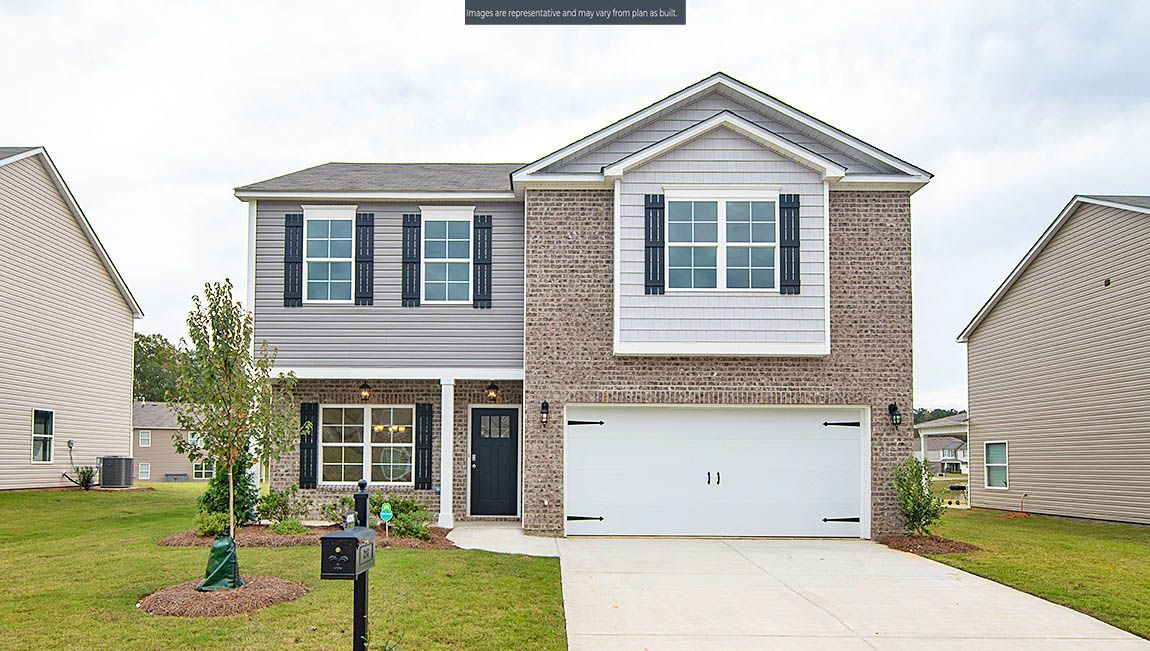 Exterior featured in the Penwell By D.R. Horton in Richmond-Petersburg, VA