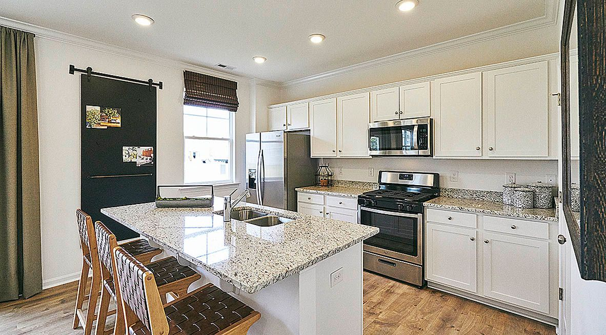 Kitchen featured in the Penwell By D.R. Horton in Richmond-Petersburg, VA