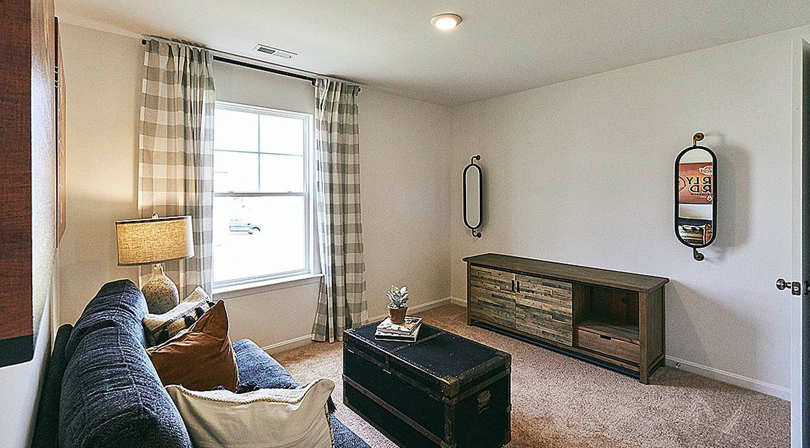Living Area featured in the Penwell By D.R. Horton in Richmond-Petersburg, VA
