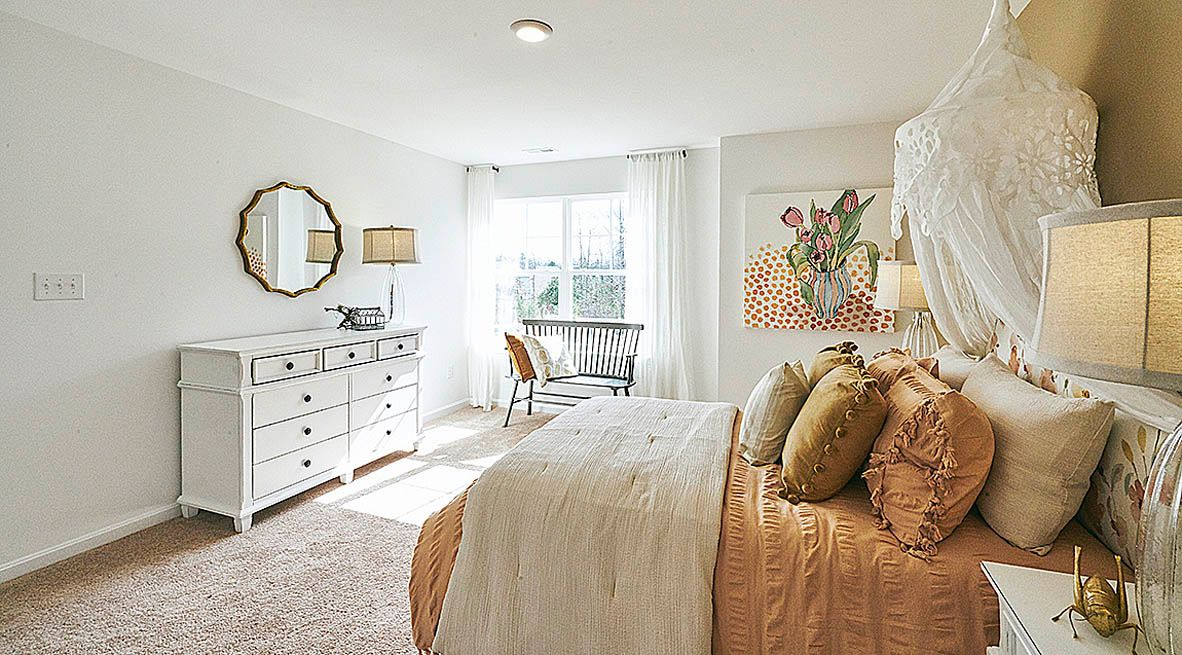 Bedroom featured in the Penwell By D.R. Horton in Richmond-Petersburg, VA