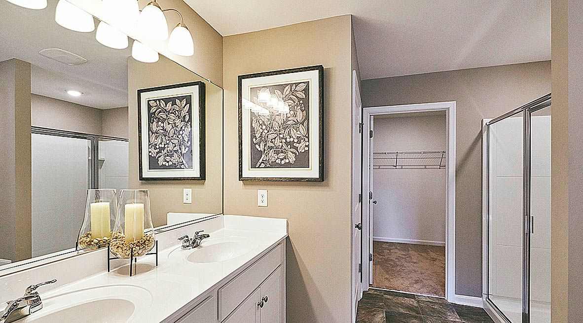 Bathroom featured in the Penwell By D.R. Horton in Richmond-Petersburg, VA