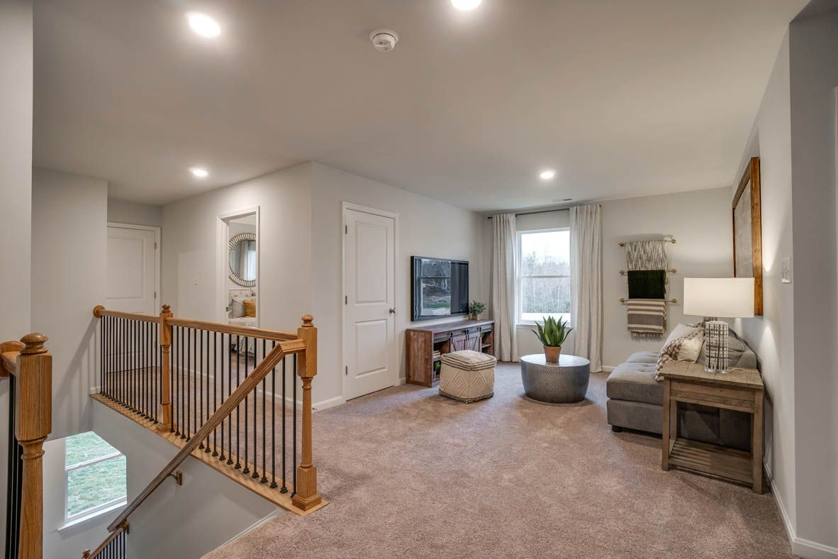 Living Area featured in the Galen By D.R. Horton in Richmond-Petersburg, VA