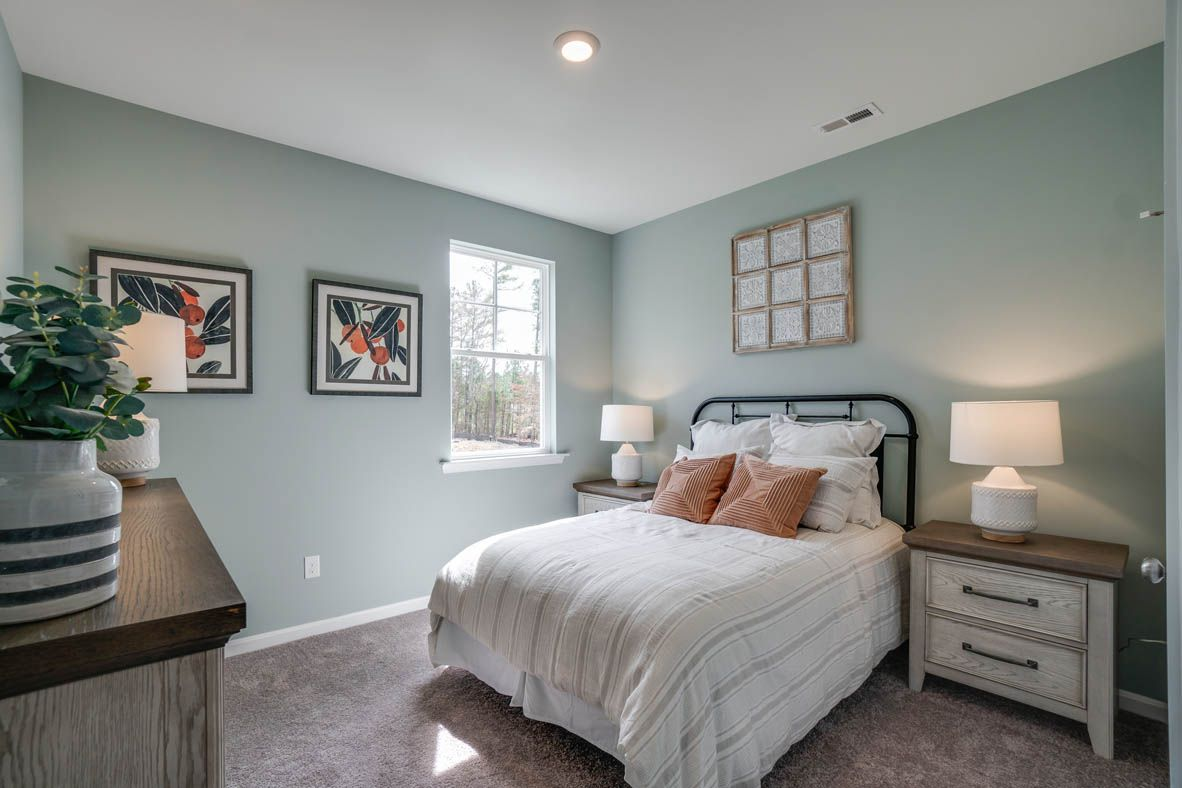 Bedroom featured in the Hayden By D.R. Horton in Richmond-Petersburg, VA