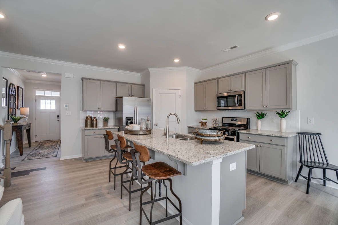 Kitchen featured in the Hayden By D.R. Horton in Richmond-Petersburg, VA