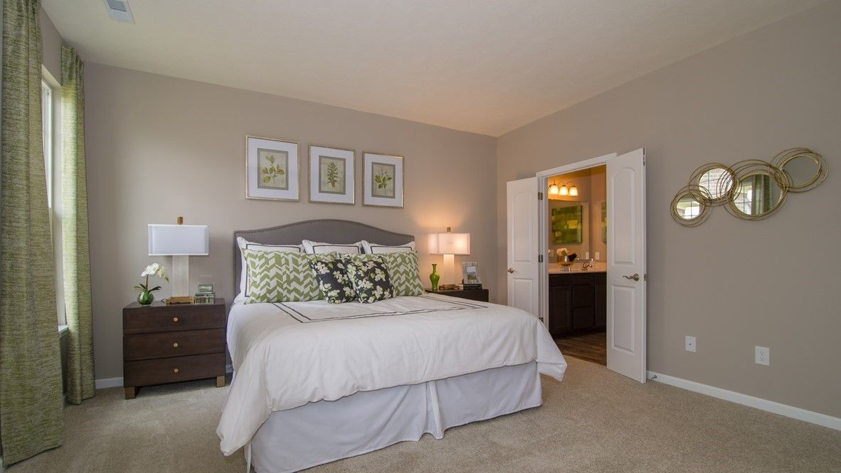 Bedroom featured in the Richland By D.R. Horton in Indianapolis, IN