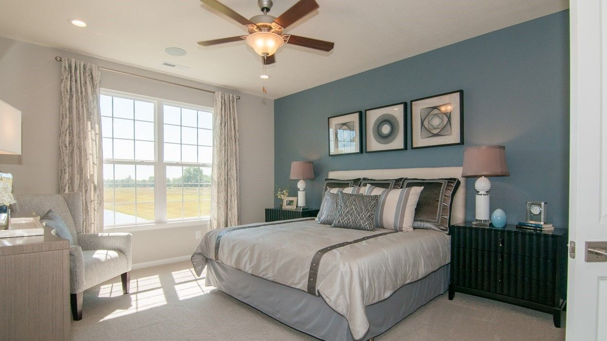Bedroom featured in the Rosemont By D.R. Horton in Indianapolis, IN
