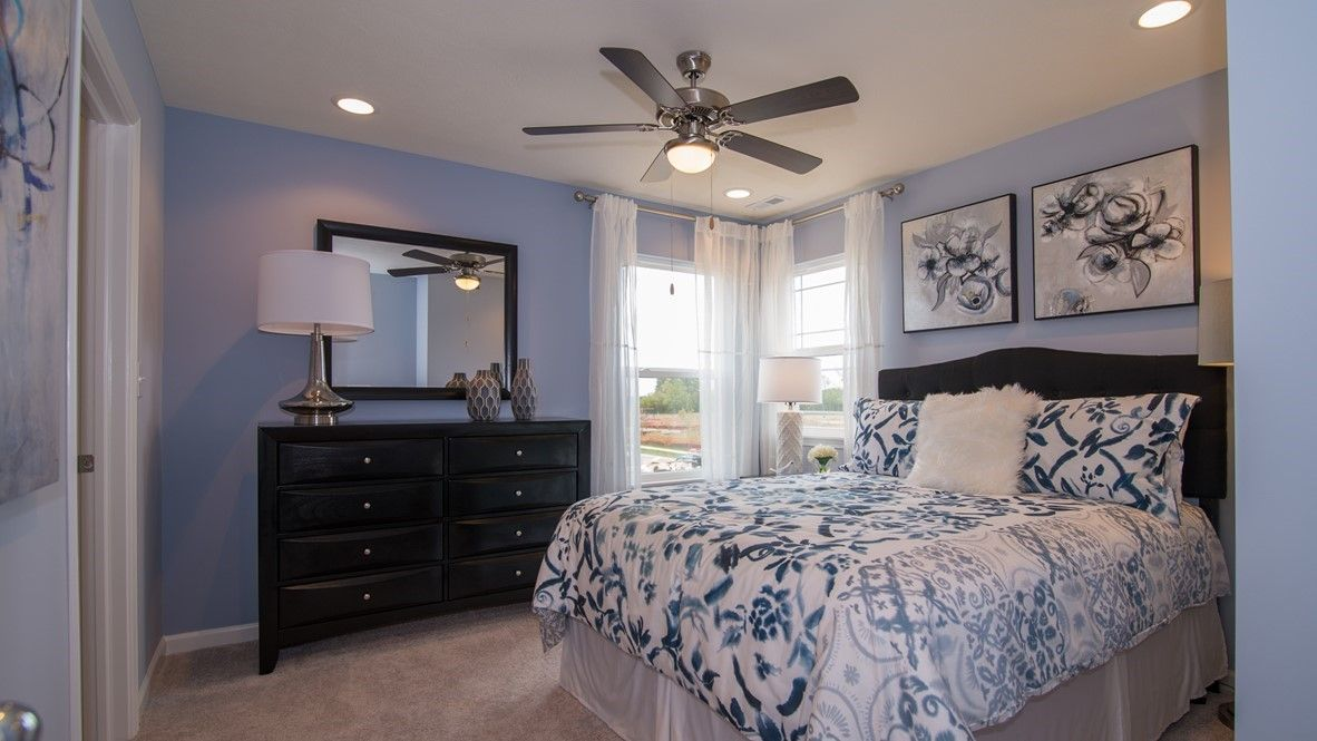 Bedroom featured in the McKinley By D.R. Horton in Indianapolis, IN
