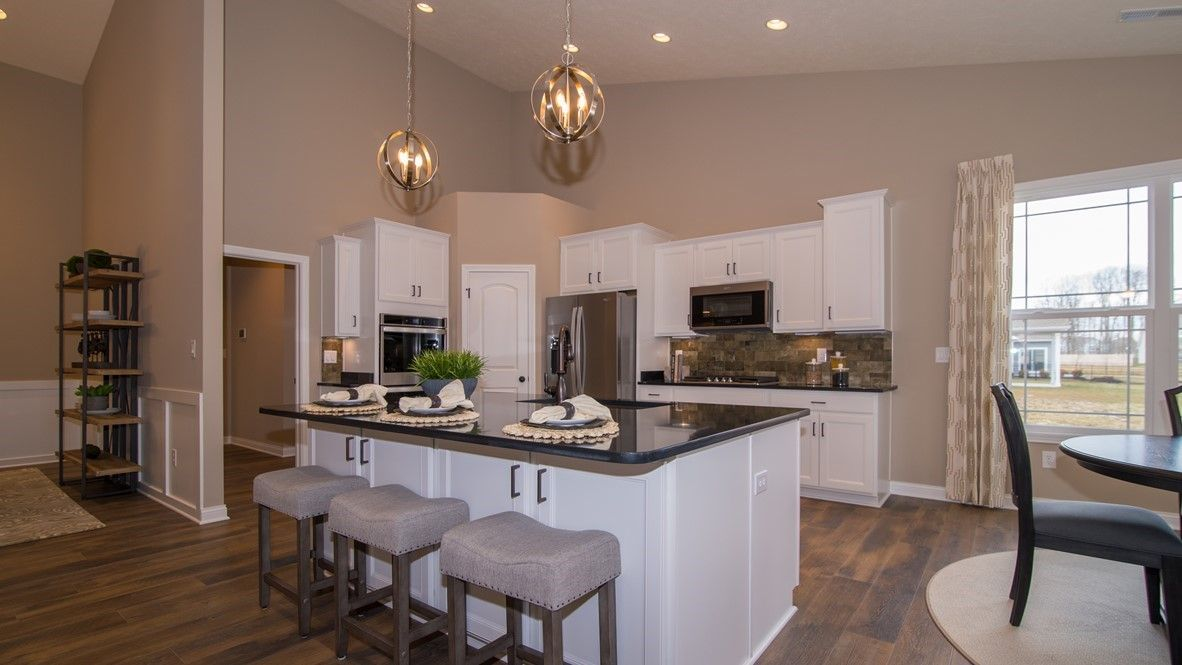 Kitchen featured in the Sycamore By D.R. Horton in Indianapolis, IN