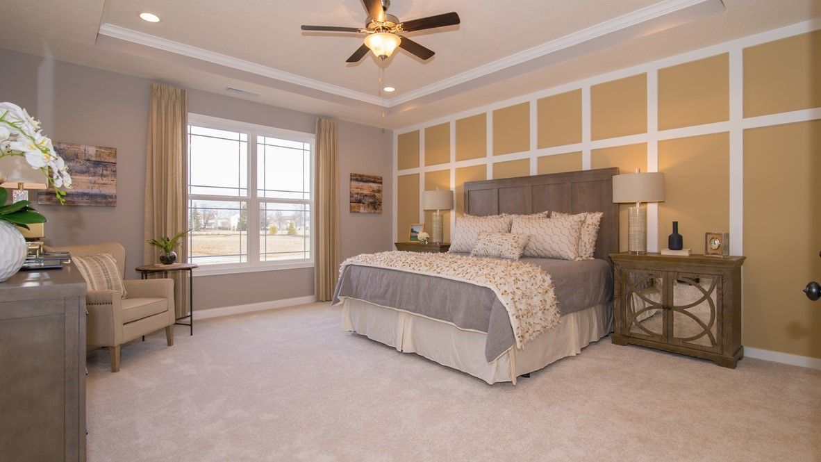 Bedroom featured in the Sycamore By D.R. Horton in Indianapolis, IN