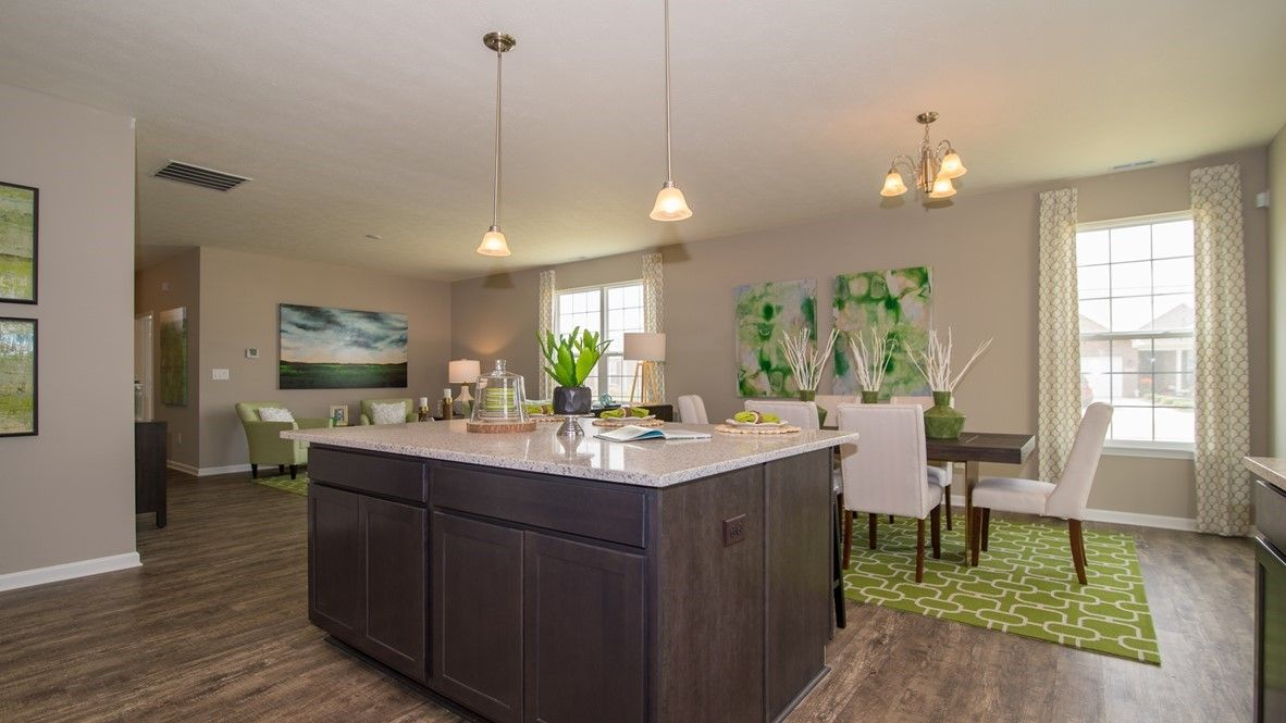 Living Area featured in the Richland By D.R. Horton in Indianapolis, IN
