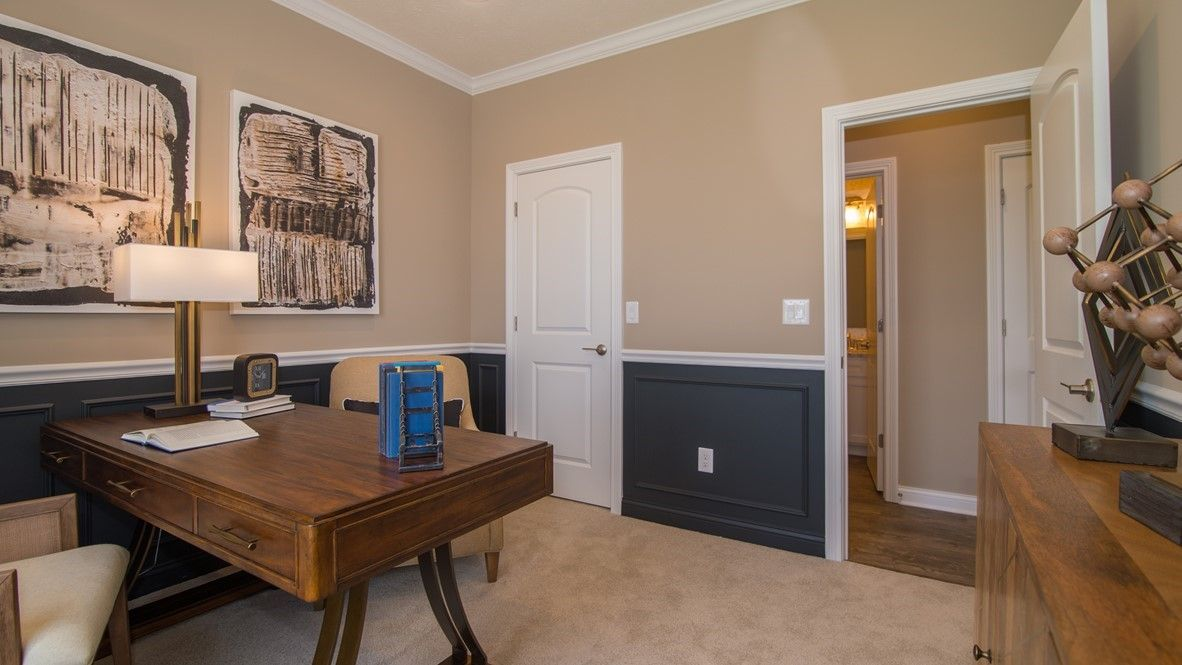 Living Area featured in the Campton By D.R. Horton in Indianapolis, IN